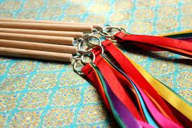 ribbon-wands